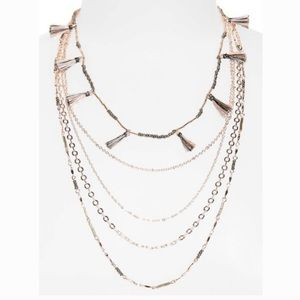 New w/tags Rebecca Minkoff layered necklace